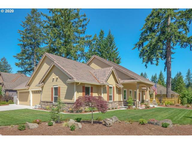 1002 NE 150TH Ave, Vancouver, WA 98684 (MLS #20536377) :: Next Home Realty Connection