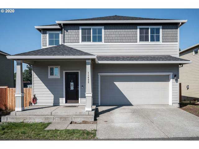 11802 NE 128TH Pl, Vancouver, WA 98682 (MLS #20536605) :: The Galand Haas Real Estate Team
