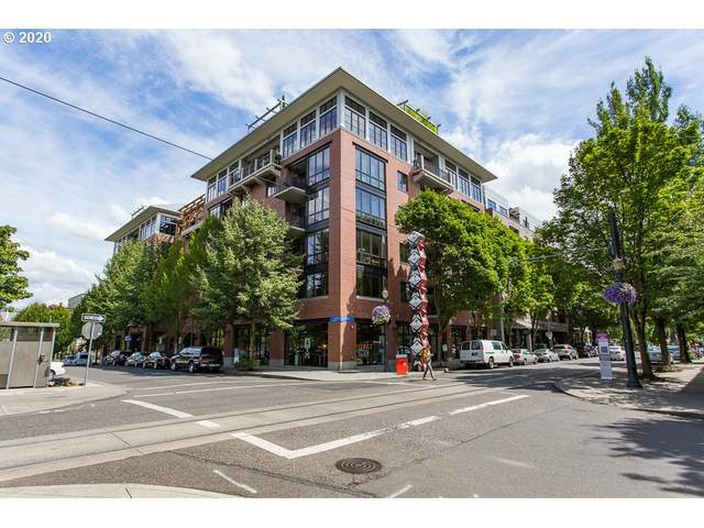 1030 NW Johnson St #402, Portland, OR 97209 (MLS #20536682) :: Beach Loop Realty