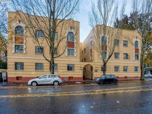 2829 SE Belmont St #105, Portland, OR 97214 (MLS #20536844) :: TK Real Estate Group