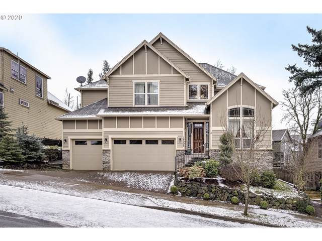 14002 SE Fircrest St, Portland, OR 97236 (MLS #20536878) :: Townsend Jarvis Group Real Estate
