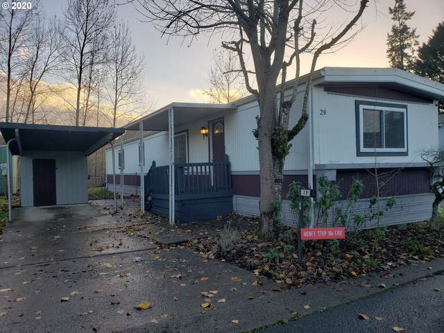15758 SE Highway 224 #29, Damascus, OR 97089 (MLS #20536902) :: Next Home Realty Connection