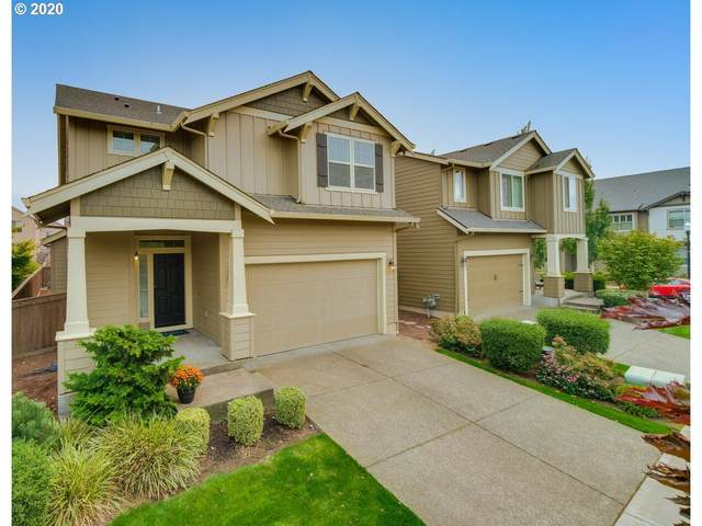 3305 N Pioneer Canyon Dr, Ridgefield, WA 98642 (MLS #20537548) :: Gustavo Group