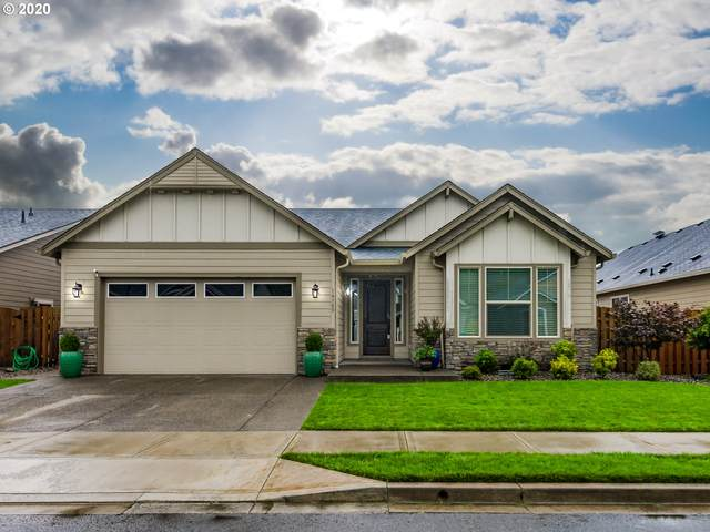 14305 NE 108TH St, Vancouver, WA 98682 (MLS #20537621) :: Duncan Real Estate Group