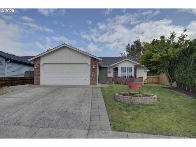 1811 NW 3RD St, Battle Ground, WA 98604 (MLS #20537850) :: The Liu Group