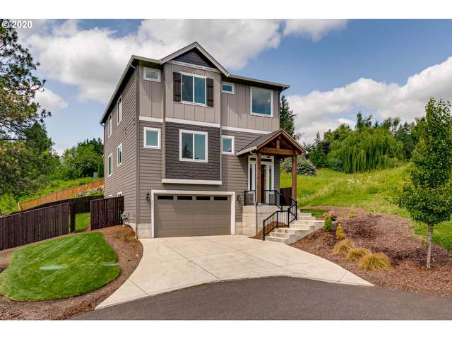4036 NE Everett St, Camas, WA 98607 (MLS #20538168) :: Cano Real Estate