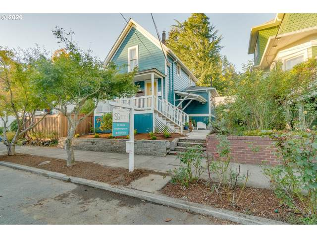 3521 SE Harrison St, Portland, OR 97214 (MLS #20539095) :: Stellar Realty Northwest