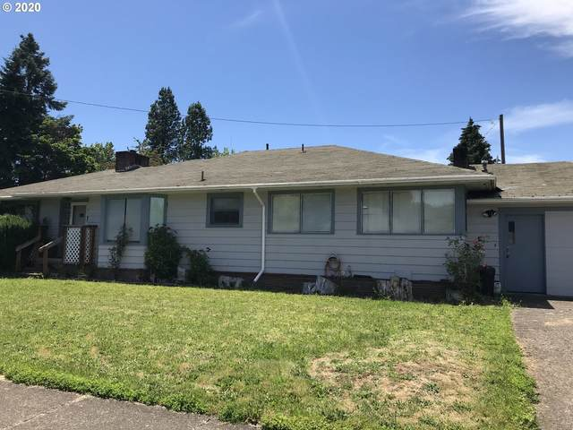 927 S 6TH St, Cottage Grove, OR 97424 (MLS #20539601) :: Holdhusen Real Estate Group