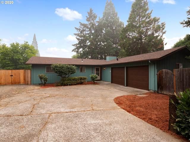 20570 SW Naples St, Aloha, OR 97078 (MLS #20539659) :: Fox Real Estate Group