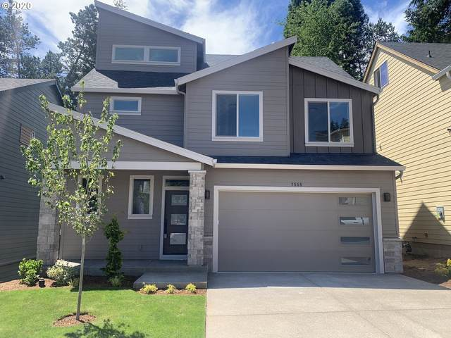 7551 SW Steinbach Ter, Beaverton, OR 97007 (MLS #20540371) :: The Liu Group
