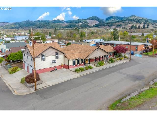 292 Alder St, Yoncalla, OR 97499 (MLS #20540388) :: Duncan Real Estate Group