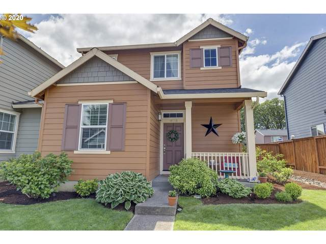 18735 Sunblaze Dr, Oregon City, OR 97045 (MLS #20540533) :: Next Home Realty Connection