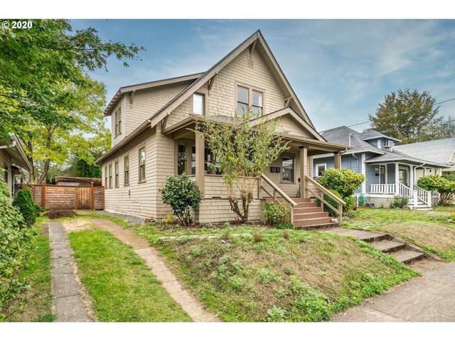 411 NE 57TH Ave, Portland, OR 97213 (MLS #20540627) :: Beach Loop Realty