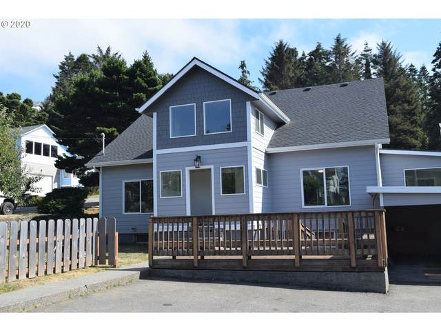 94166 Eleventh St, Gold Beach, OR 97444 (MLS #20541019) :: Beach Loop Realty