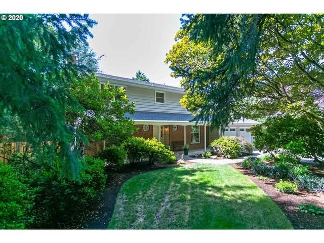 5740 SW Haines St, Portland, OR 97219 (MLS #20541022) :: Beach Loop Realty