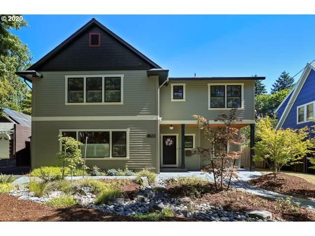 7520 SE 35th Ave, Portland, OR 97202 (MLS #20541151) :: Duncan Real Estate Group