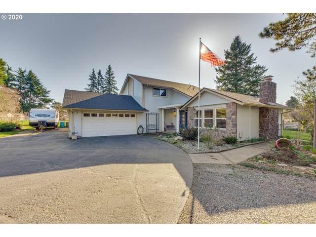 2100 NE 131ST Ave, Vancouver, WA 98684 (MLS #20541167) :: Fox Real Estate Group