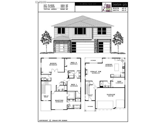14303 NE 23RD Ct, Vancouver, WA 98686 (MLS #20541357) :: Townsend Jarvis Group Real Estate
