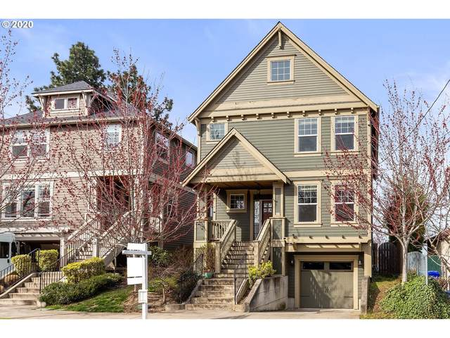 625 N Winchell St, Portland, OR 97217 (MLS #20541484) :: Matin Real Estate Group