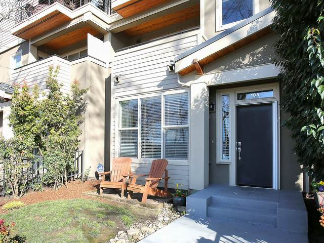 3129 N Willamette Blvd #105, Portland, OR 97217 (MLS #20541488) :: Change Realty