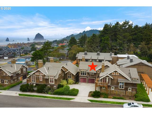 132 Surfcrest D1, Cannon Beach, OR 97110 (MLS #20541666) :: Holdhusen Real Estate Group