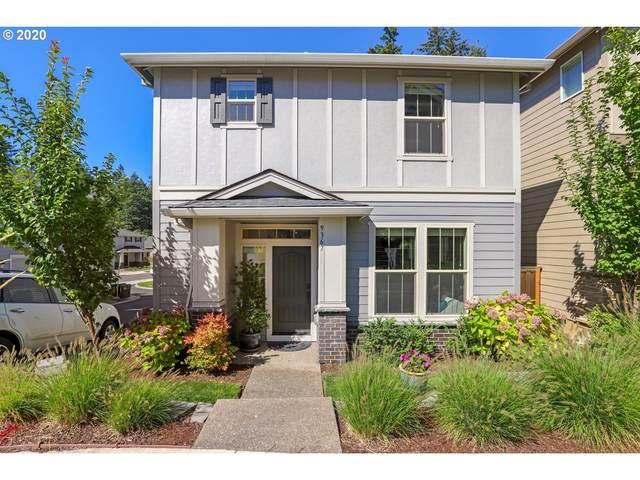 9367 SW Treble Ln, Portland, OR 97225 (MLS #20541880) :: Beach Loop Realty