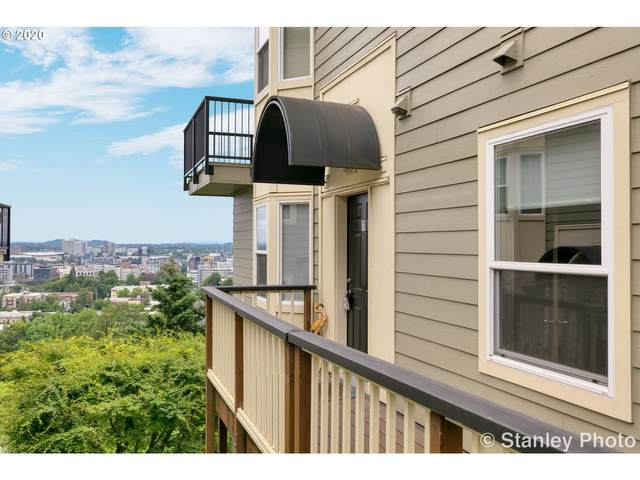 330 NW Uptown Ter 2A, Portland, OR 97210 (MLS #20541958) :: Townsend Jarvis Group Real Estate