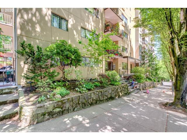 2021 SW Main St #13, Portland, OR 97205 (MLS #20542226) :: Next Home Realty Connection