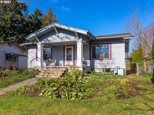4631 SE Clinton St, Portland, OR 97206 (MLS #20542271) :: Premiere Property Group LLC
