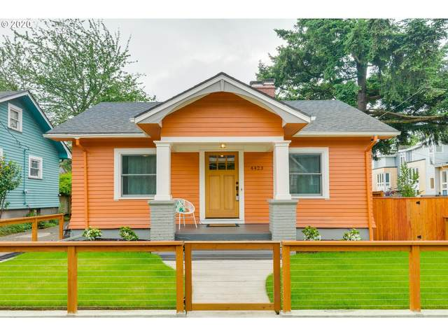 4423 NE 33RD Ave, Portland, OR 97211 (MLS #20542413) :: Next Home Realty Connection