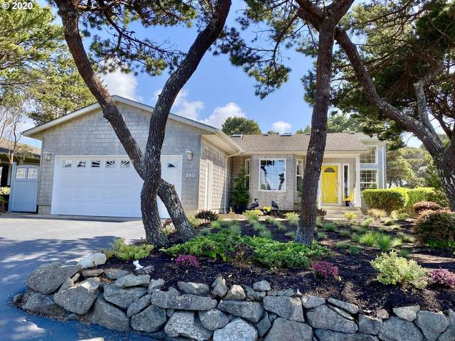 340 Shore Dr, Lincoln City, OR 97367 (MLS #20543967) :: Townsend Jarvis Group Real Estate