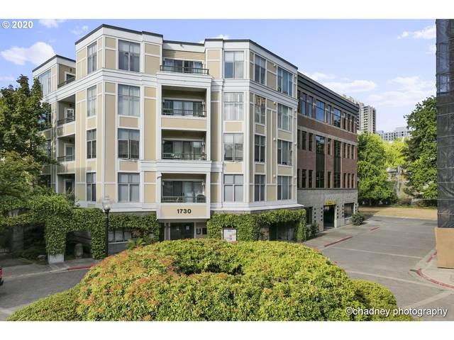 1730 SW Harbor Way #501, Portland, OR 97201 (MLS #20544514) :: The Liu Group