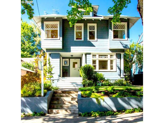 2315 SE Salmon St, Portland, OR 97214 (MLS #20545484) :: Next Home Realty Connection