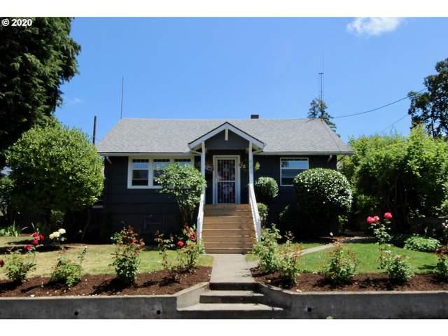 922 Van Buren St, Oregon City, OR 97045 (MLS #20545541) :: McKillion Real Estate Group