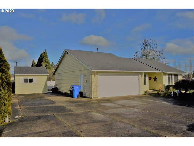 580 Greencrest St NE, Salem, OR 97301 (MLS #20545628) :: Next Home Realty Connection