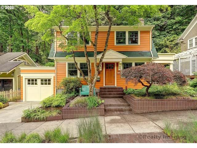 2770 SW Fairview Blvd, Portland, OR 97205 (MLS #20546045) :: McKillion Real Estate Group