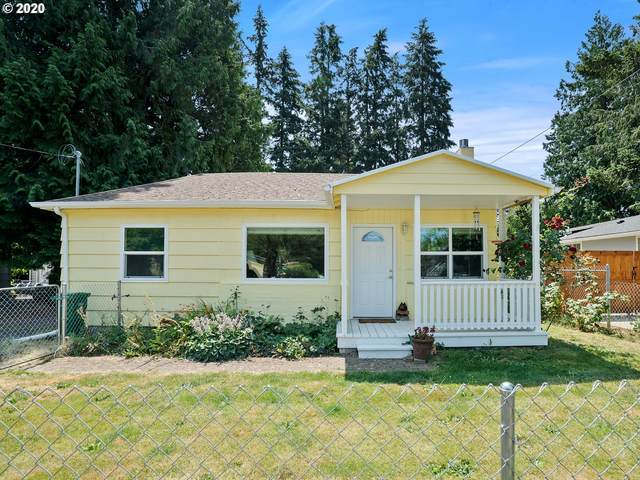 16050 SE Kelly St, Portland, OR 97236 (MLS #20546085) :: Next Home Realty Connection