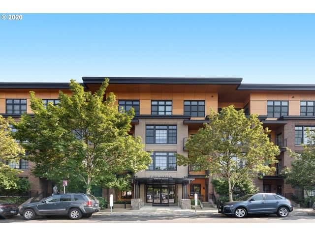 2350 NW Savier St B416, Portland, OR 97210 (MLS #20546333) :: McKillion Real Estate Group