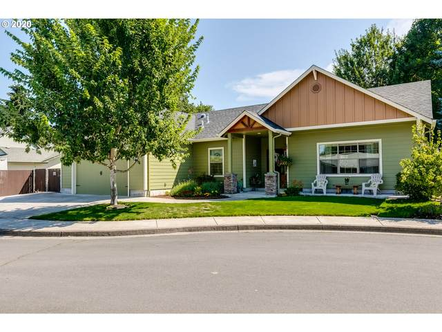 853 67TH Pl, Springfield, OR 97478 (MLS #20546702) :: Duncan Real Estate Group