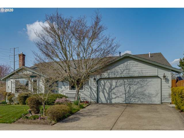 3805 NW Craig Dr, Beaverton, OR 97006 (MLS #20546721) :: Cano Real Estate