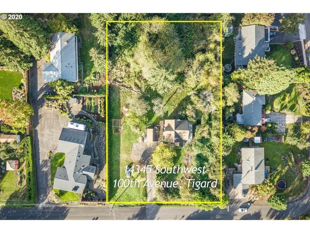 14345 SW 100TH Ave, Tigard, OR 97224 (MLS #20547159) :: Change Realty