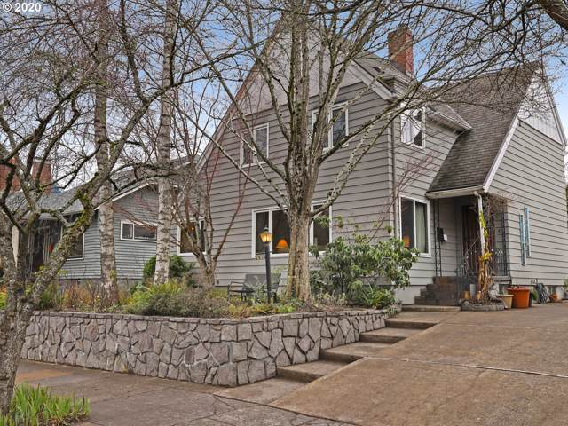 1938 SE 24TH Ave, Portland, OR 97214 (MLS #20547167) :: Next Home Realty Connection