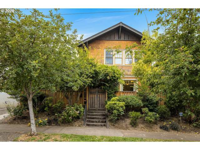 925 SE Grant St, Portland, OR 97214 (MLS #20547517) :: Next Home Realty Connection