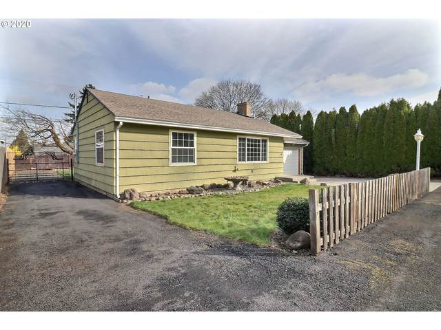 8529 NE Alberta St, Portland, OR 97220 (MLS #20547549) :: Next Home Realty Connection