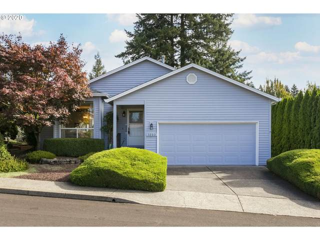 3203 SE 156th Ave, Vancouver, WA 98683 (MLS #20547622) :: Song Real Estate