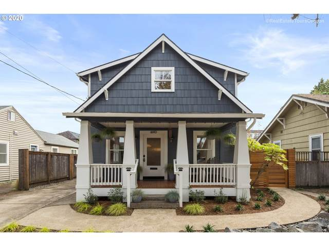 6110 N Concord Ave, Portland, OR 97217 (MLS #20547628) :: Change Realty