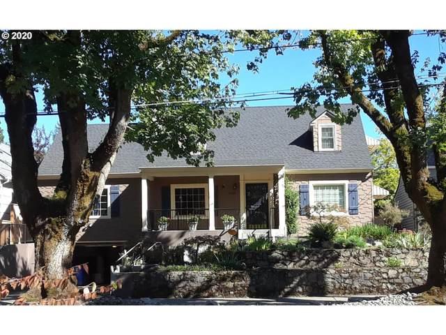 6418 SE 36TH Ave, Portland, OR 97202 (MLS #20547785) :: Premiere Property Group LLC