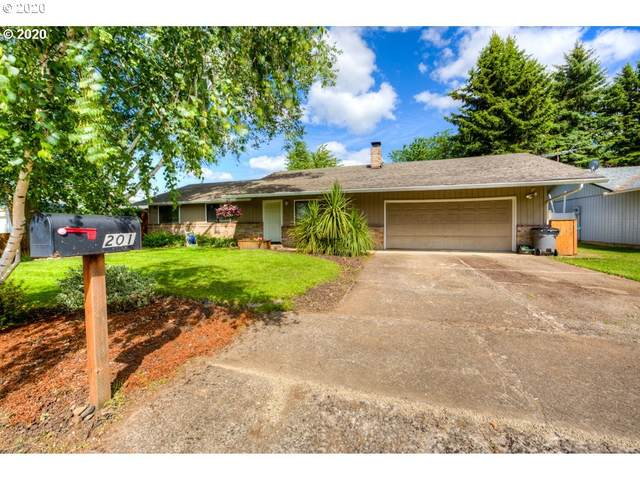 201 SE 155TH Ave, Vancouver, WA 98684 (MLS #20547815) :: Piece of PDX Team