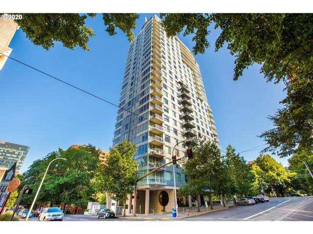 1500 SW 11TH Ave #606, Portland, OR 97201 (MLS #20548007) :: McKillion Real Estate Group