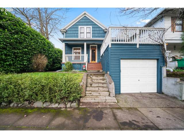 2821 NE Hoyt St NE, Portland, OR 97232 (MLS #20548027) :: McKillion Real Estate Group